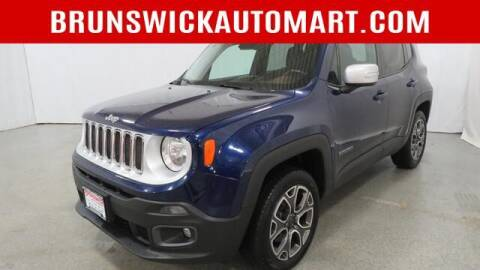 2016 Jeep Renegade for sale at Brunswick Auto Mart in Brunswick OH