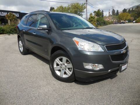 2010 Chevrolet Traverse for sale at ARAX AUTO SALES in Tujunga CA