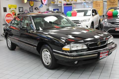 1994 Pontiac Bonneville for sale at Windy City Motors in Chicago IL