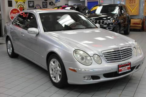 2004 Mercedes-Benz E-Class for sale at Windy City Motors in Chicago IL