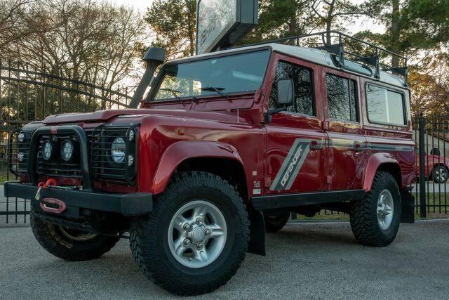1984 Land Rover Defender for sale in Spring, TX