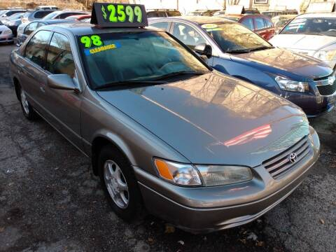 1998 Toyota Camry for sale at 5 Stars Auto Service and Sales in Chicago IL