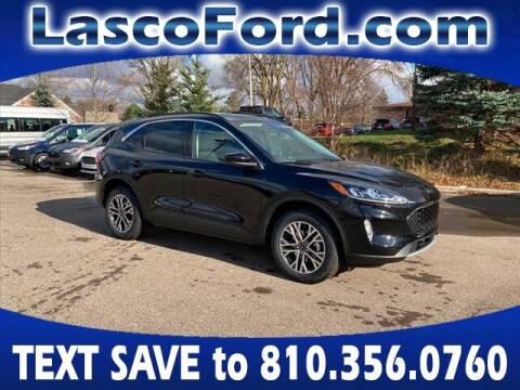 2020 Ford Escape for sale at LASCO FORD in Fenton MI