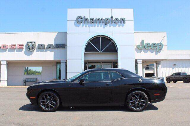 2019 Dodge Challenger for sale at Champion Chevrolet in Athens AL