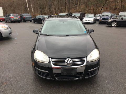 2009 Volkswagen Jetta for sale at Mikes Auto Center INC. in Poughkeepsie NY
