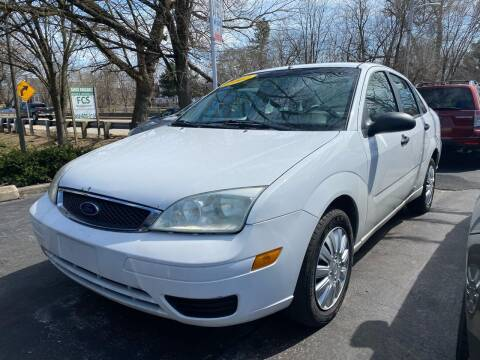 2007 Ford Focus for sale at WOLF'S ELITE AUTOS in Wilmington DE