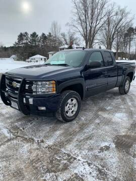 2009 Chevrolet Silverado 1500 for sale at ELITE AUTOMOTIVE in Crandon WI
