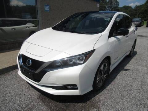 2018 Nissan LEAF for sale at Southern Auto Solutions - Georgia Car Finder - Southern Auto Solutions - 1st Choice Autos in Marietta GA