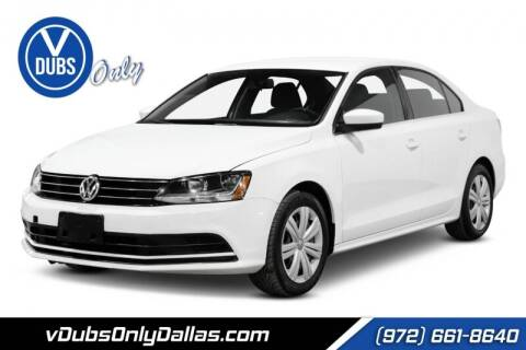 2017 Volkswagen Jetta for sale at VDUBS ONLY in Dallas TX