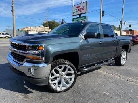 2017 Chevrolet Silverado 1500 for sale at Lux Auto in Lawrenceville GA