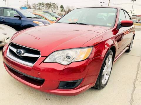 2009 Subaru Legacy for sale at Auto Space LLC in Norfolk VA