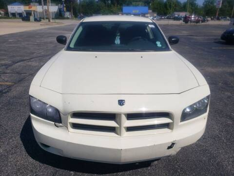 2008 Dodge Charger for sale at speedy auto sales in Indianapolis IN