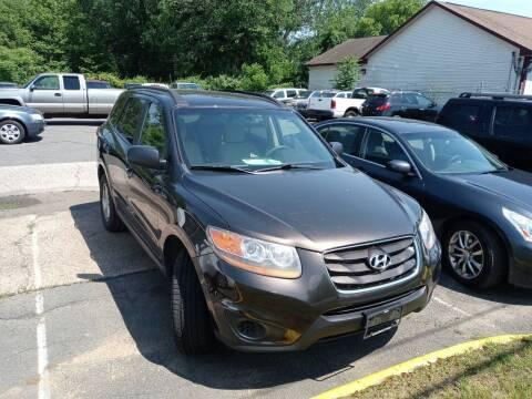 2011 Hyundai Santa Fe for sale at Balfour Motors in Agawam MA