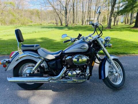 2001 Honda VT750 Shadow for sale at Street Track n Trail in Conneaut Lake PA