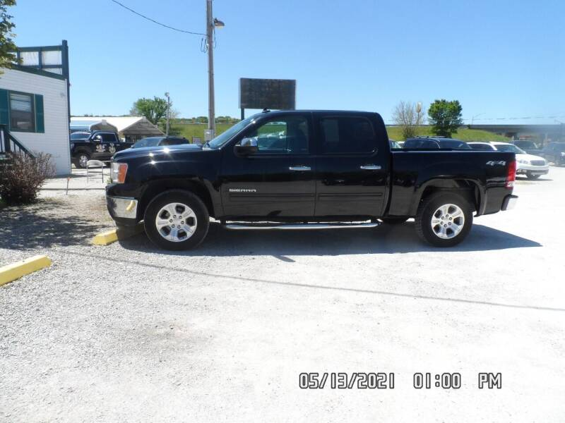 2013 GMC Sierra 1500 for sale at Town and Country Motors in Warsaw MO
