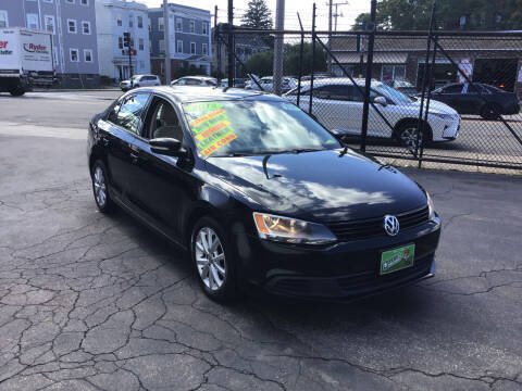 2012 Volkswagen Jetta for sale at Adams Street Motor Company LLC in Boston MA