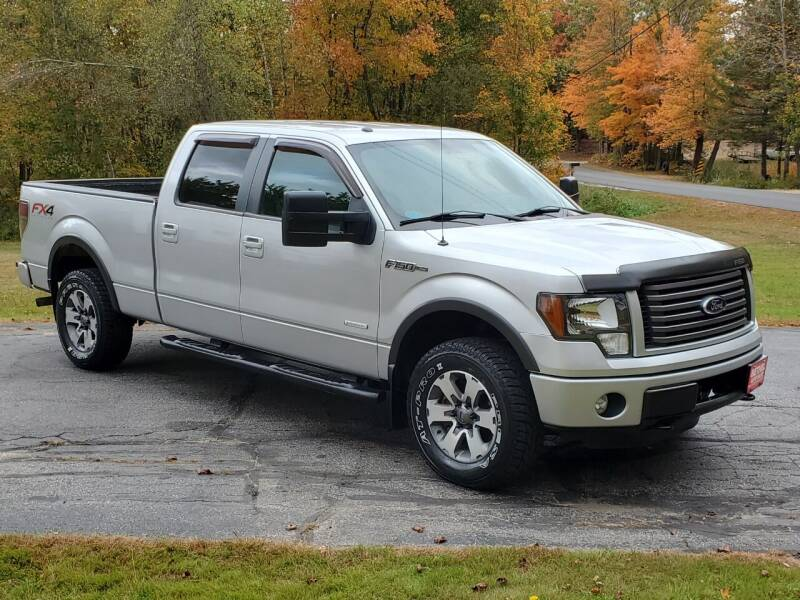 2012 Ford F-150 for sale at Bethel Auto Sales in Bethel ME