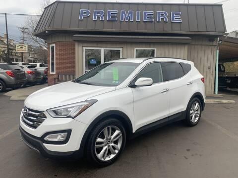 2014 Hyundai Santa Fe Sport for sale at Premiere Auto Sales in Washington PA