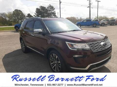 2018 Ford Explorer for sale at Oskar  Sells Cars in Winchester TN