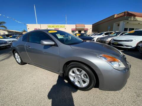 2009 Nissan Altima for sale at HEILAND AUTO SALES in Oceano CA