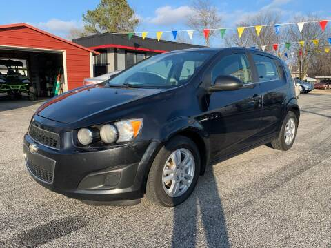 2013 Chevrolet Sonic for sale at Dobbs Motor Company in Springdale AR