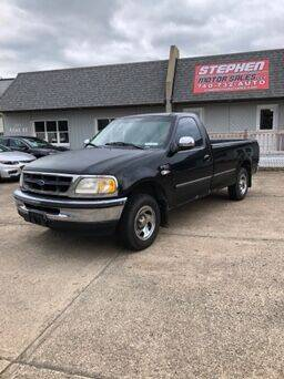 1997 Ford F-150 for sale at Stephen Motor Sales LLC in Caldwell OH