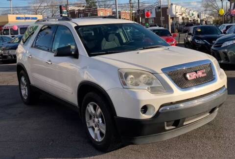 2011 GMC Acadia for sale at Reliable Auto Sales in Roselle NJ
