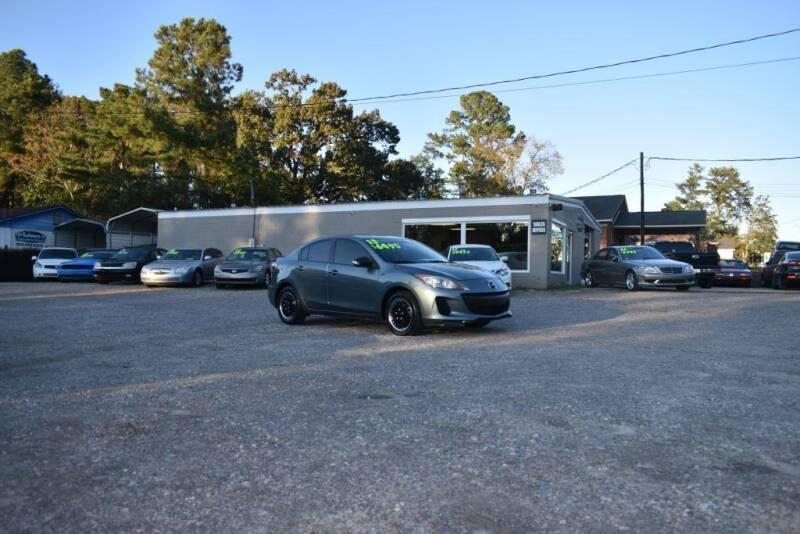 2013 Mazda MAZDA3 for sale at Barrett Auto Sales in North Augusta SC