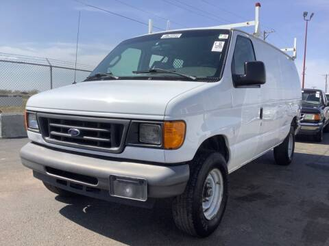 2006 Ford E-Series Cargo for sale at Government Fleet Sales in Kansas City MO