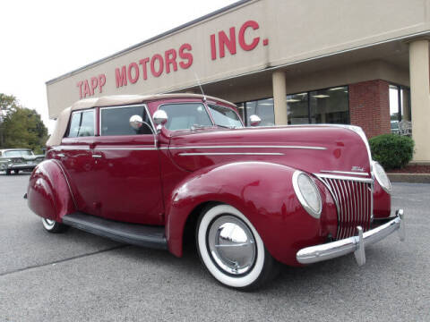 1939 Ford Tudor for sale at TAPP MOTORS INC in Owensboro KY