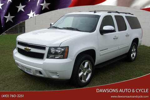 2011 Chevrolet Suburban for sale at Dawsons Auto & Cycle in Glen Burnie MD