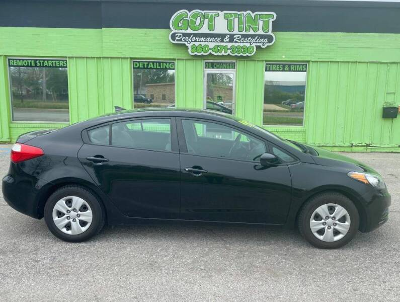 2015 Kia Forte for sale at GOT TINT AUTOMOTIVE SUPERSTORE in Fort Wayne IN