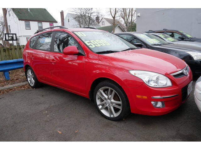 2010 Hyundai Elantra Touring for sale at M & R Auto Sales INC. in North Plainfield NJ