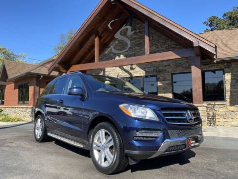 2014 Mercedes-Benz M-Class for sale at Auto Solutions in Maryville TN