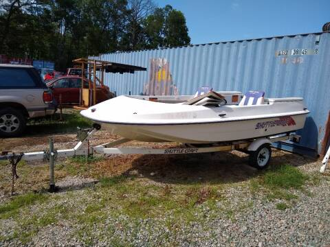 1996 Shuttle Craft 14ft for sale at James River Motorsports Inc. in Chester VA