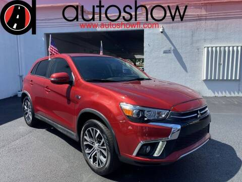 2019 Mitsubishi Outlander Sport for sale at AUTOSHOW SALES & SERVICE in Plantation FL