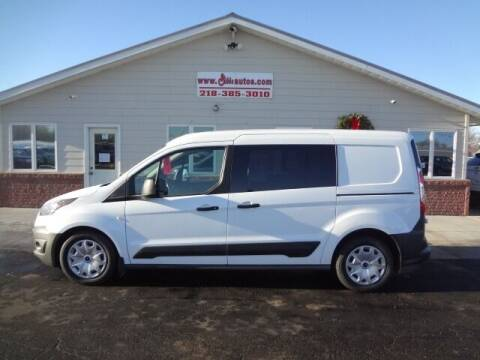 2016 Ford Transit Connect Cargo for sale at GIBB'S 10 SALES LLC in New York Mills MN