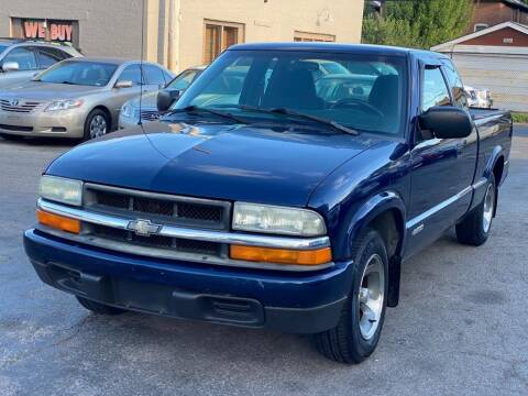 2003 Chevrolet S-10 for sale at IMPORT Motors in Saint Louis MO