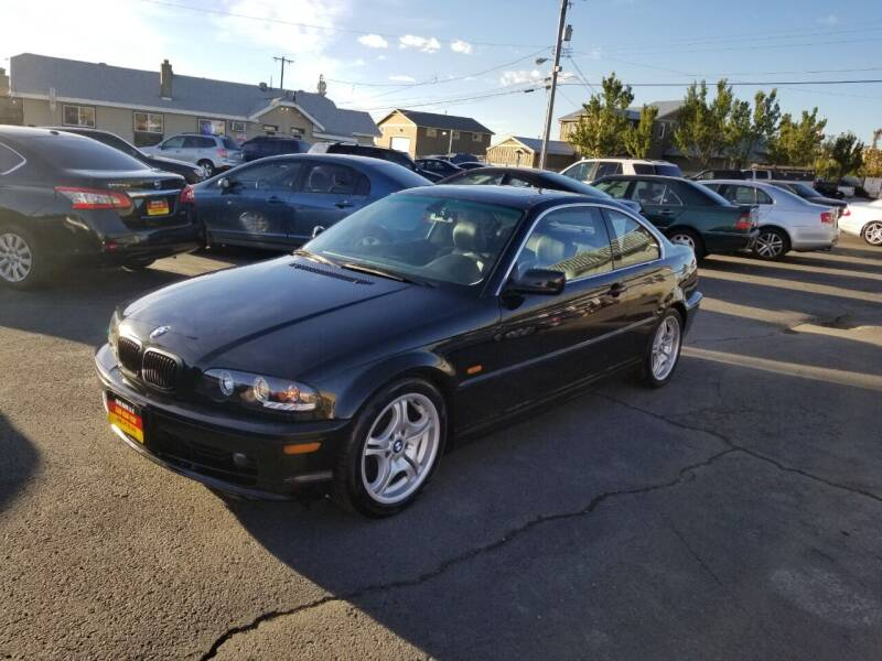 2001 BMW 3 Series for sale at Cool Cars LLC in Spokane WA