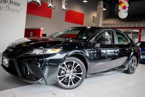 2018 Toyota Camry for sale at Quality Auto Center in Springfield NJ