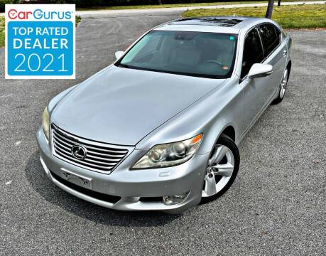 2010 Lexus LS 460 for sale at Brothers Auto Sales of Conway in Conway SC