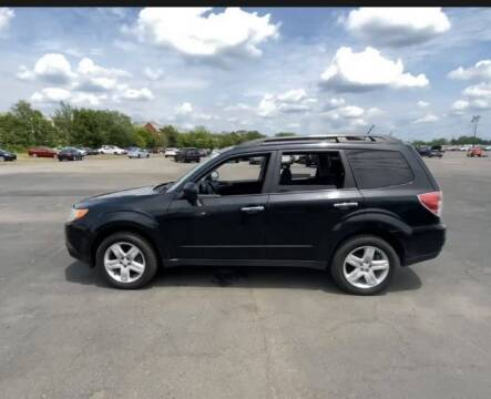 2010 Subaru Forester for sale at 100 Motors in Bechtelsville PA