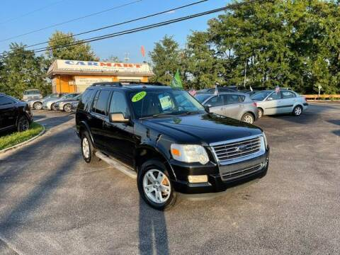 2010 Ford Explorer for sale at CARMART Of New Castle in New Castle DE