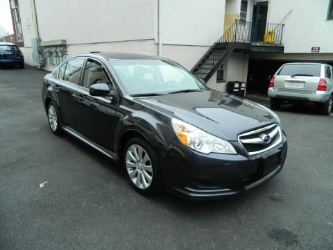 2011 Subaru Legacy for sale at Daniel Auto Sales in Yonkers NY