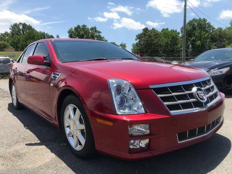 2010 Cadillac STS for sale at FUTURE AUTO in Charlotte NC