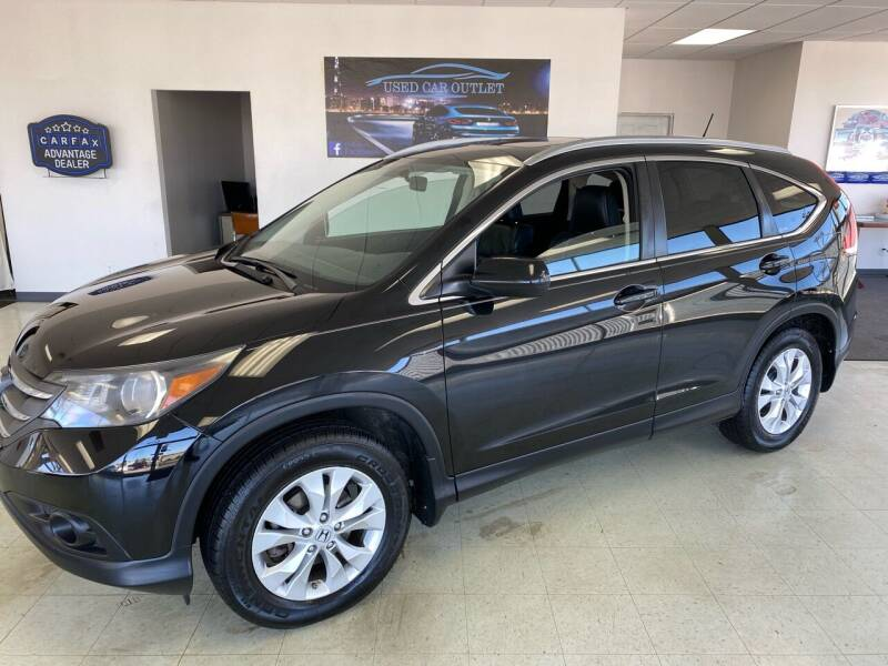 2012 Honda CR-V for sale at Used Car Outlet in Bloomington IL