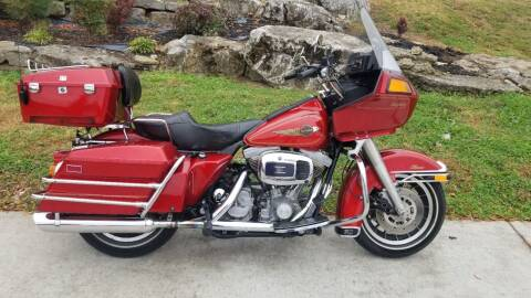 1984 Harley-Davidson FLTC for sale at HIGHWAY 12 MOTORSPORTS in Nashville TN