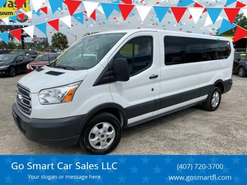 2018 Ford Transit Passenger for sale at Go Smart Car Sales LLC in Winter Garden FL
