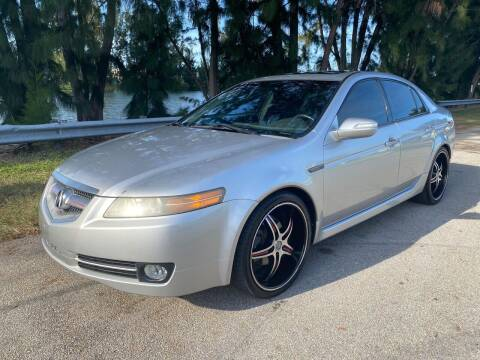 2008 Acura TL for sale at Import Haven in Davie FL