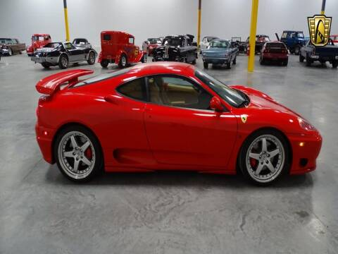 1999 Ferrari 360 Challenge Stradale for sale at Waukeshas Best Used Cars in Waukesha WI
